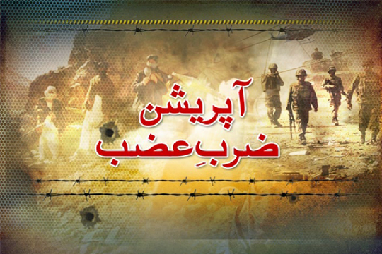 essay on operation zarb e azb in pakistan